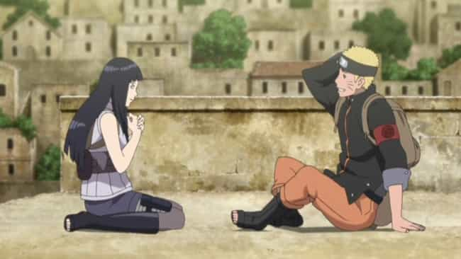 Naruto Uzumaki & Hin... is listed (or ranked) 2 on the list 15 Anime Couples That Prove Opposites Attract