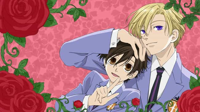 Haruhi Fujioka & Tam... is listed (or ranked) 3 on the list 15 Anime Couples That Prove Opposites Attract