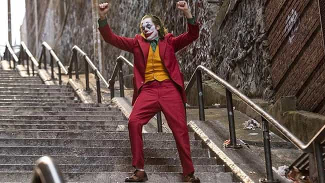 'Joker' Smashed The Record For... is listed (or ranked) 1 on the list Everything We Know About The Joker Movie