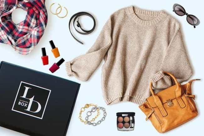 LD Accessories Box is listed (or ranked) 4 on the list Women's Clothing Subscription Boxes You'll Definitely Want To Try