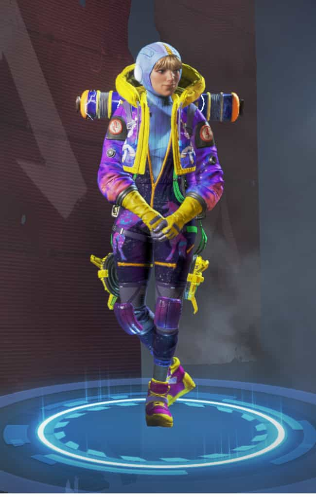 Sweet Dreams is listed (or ranked) 1 on the list The Best Wattson Skins In 'Apex Legends'