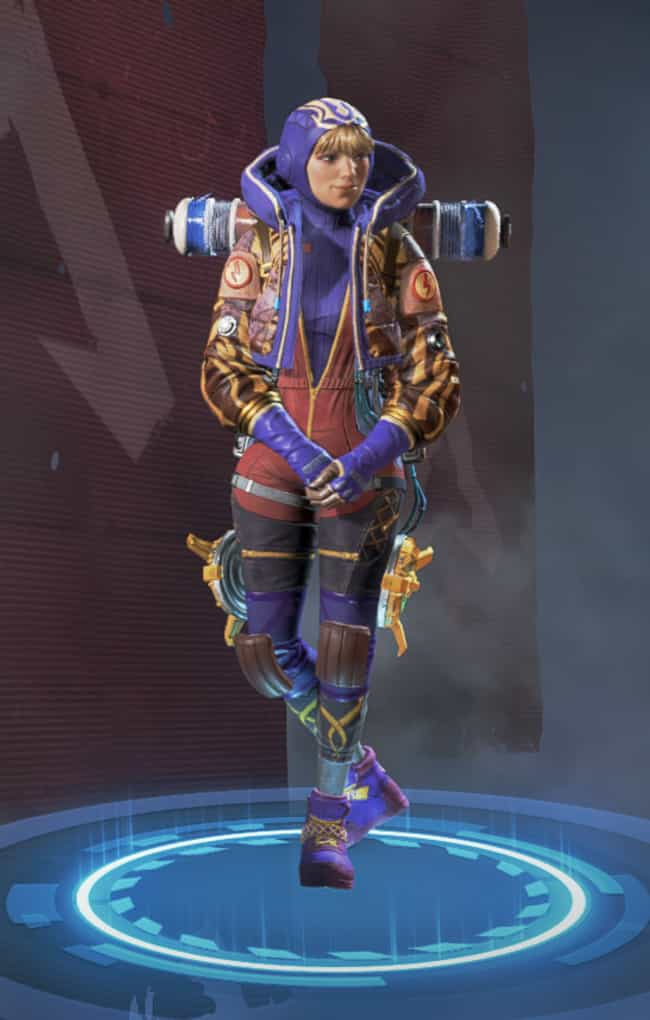 Hot Rod is listed (or ranked) 3 on the list The Best Wattson Skins In 'Apex Legends'