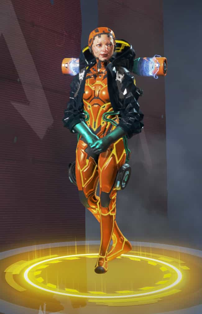 Strange Attractor is listed (or ranked) 4 on the list The Best Wattson Skins In 'Apex Legends'