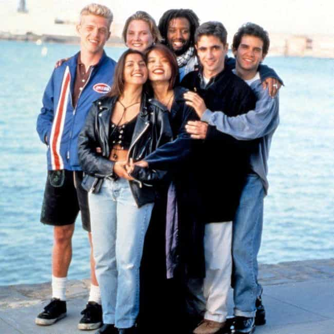 Season 3 - San Francisco (1994... is listed (or ranked) 2 on the list Ranking The Best Seasons of 'MTV Real World'