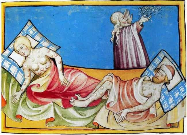 Doctors Recommended Drinking T... is listed (or ranked) 4 on the list What Was Hygiene Like In Plague-Era Europe?