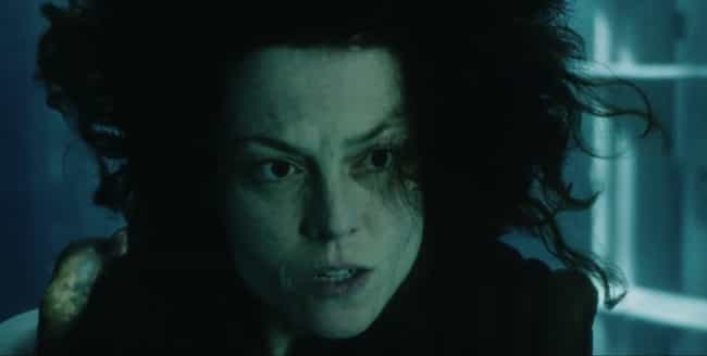 Ellen Ripley In 'Alien: Resurr... is listed (or ranked) 2 on the list Times Movie And TV Characters Held Their Breath Underwater For Way Too Long