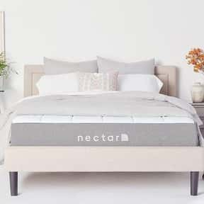 Nectar is listed (or ranked) 24 on the list The Best Mattress Brands
