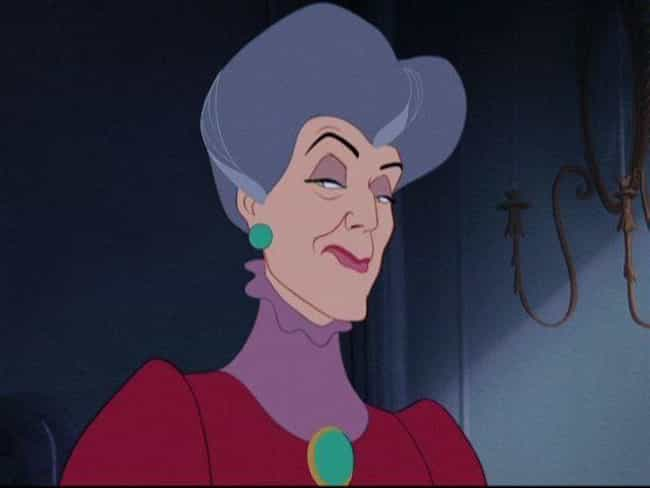 Lady Tremaine - 'Cinderella' is listed (or ranked) 2 on the list The Objectively Worst Cartoon Parents