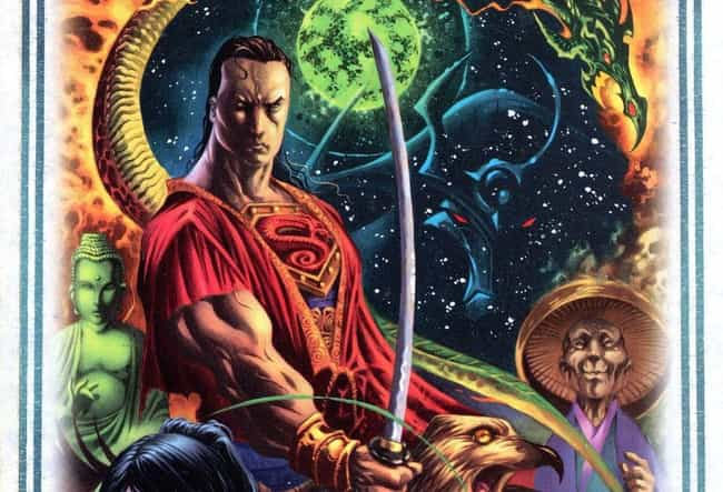 Shogun Of Steel is listed (or ranked) 2 on the list The Coolest International Incarnations Of Popular Superheroes