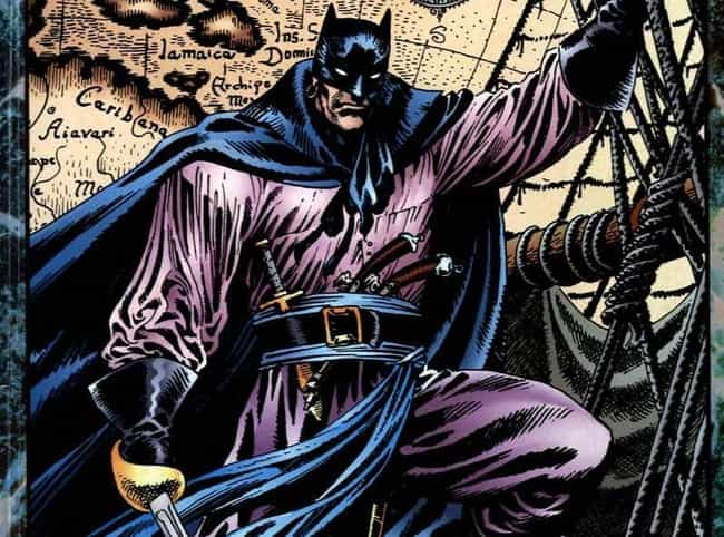 Captain Leatherwing is listed (or ranked) 3 on the list The Coolest International Incarnations Of Popular Superheroes