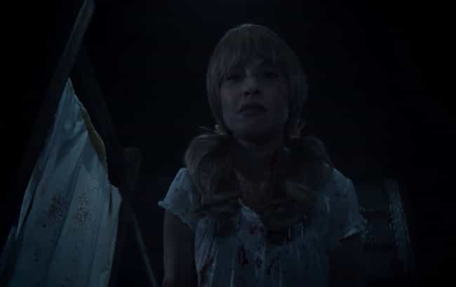 Margaret Reveals What Really H... is listed (or ranked) 1 on the list Everything That Happened In 'American Horror Story: 1984' Episode 4: 'True Killers'