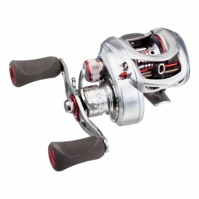Bass Pro Shops Johnny Morris P... is listed (or ranked) 4 on the list 15 Best Bang-For-Your-Buck Fishing Items At Bass Pro Shops