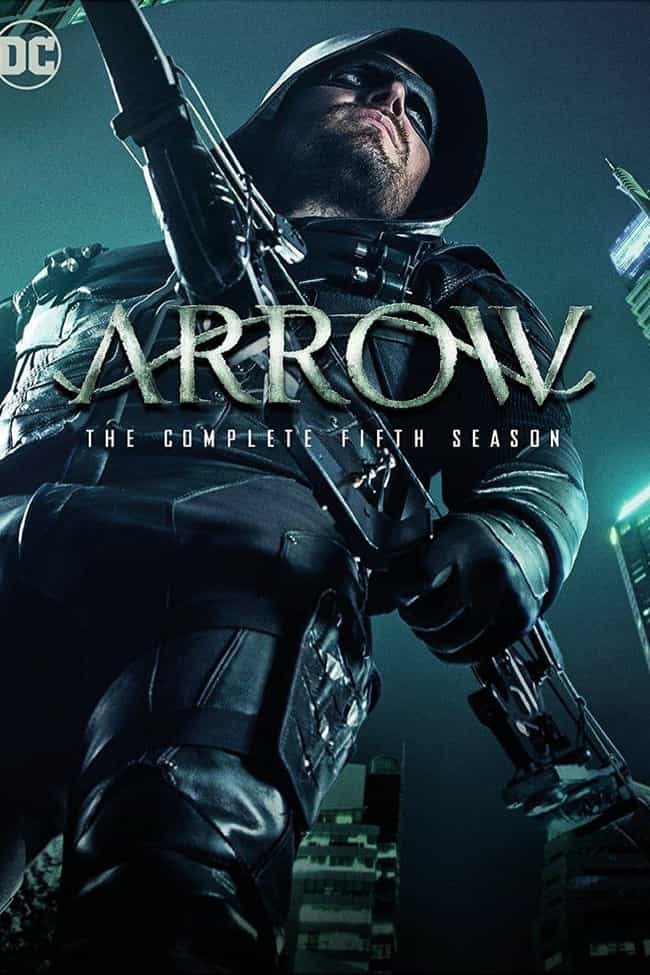 Arrow - Season 5 is listed (or ranked) 4 on the list The Best Seasons of 'Arrow'