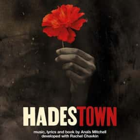 Hadestown is listed (or ranked) 15 on the list The Best Broadway Shows Right Now