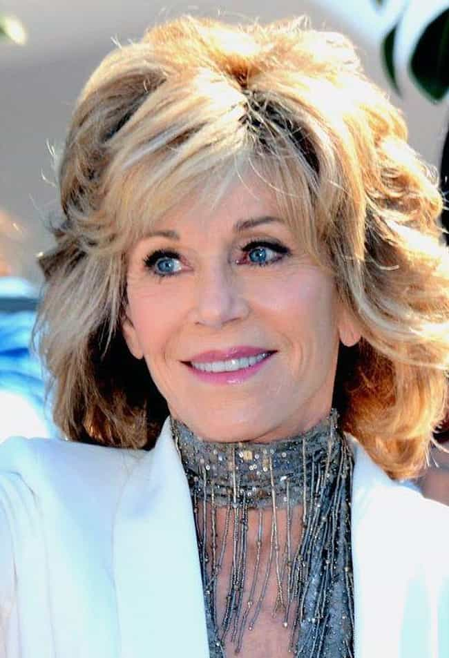 Jane Fonda Is Detained Outside... is listed (or ranked) 3 on the list Things That Were A Thing: October 2019 Edition