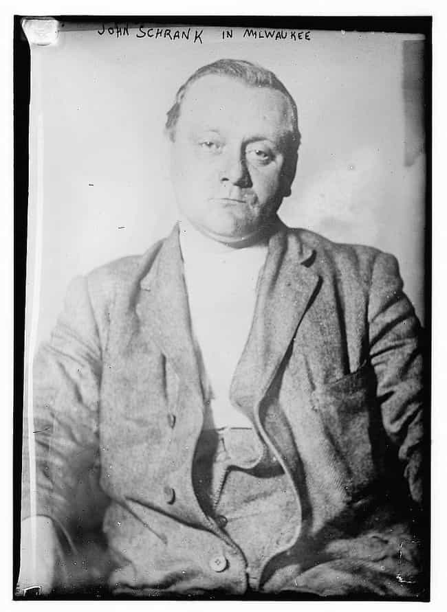Roosevelt's Would-Be Slayer Wa... is listed (or ranked) 3 on the list That Time Teddy Roosevelt Got Shot In The Chest And Still Gave An 84-Minute Speech