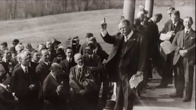 Theodore Roosevelt Used ... is listed (or ranked) 3 on the list 'The Roosevelts' Is The Only Documentary Anyone Needs For All The Drama From TR To FDR