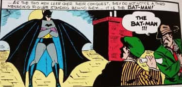 Gotham City Is 'Manhattan Below Fourteenth Street At Eleven Minutes Past Midnight On The Coldest Night Of November'