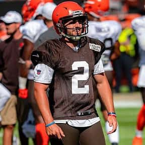 Austin Seibert is listed (or ranked) 10 on the list The Best Cleveland Browns Kickers Of All Time