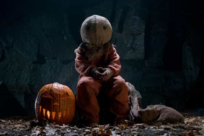 Sam Is The Perfect Mascot For ... is listed (or ranked) 1 on the list If You Haven't Seen 'Trick 'r Treat' Yet, You've Been Wasting Your Halloween Horror Movie Viewing