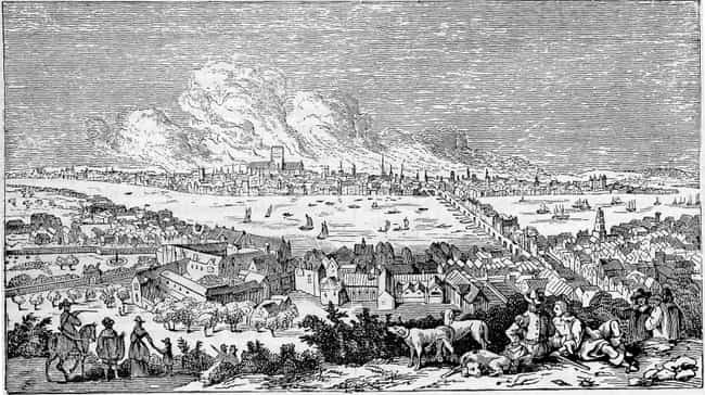 Londoners Blamed And Persecute... is listed (or ranked) 4 on the list What Happened Immediately After London Was Destroyed By The Great Fire Of 1666?