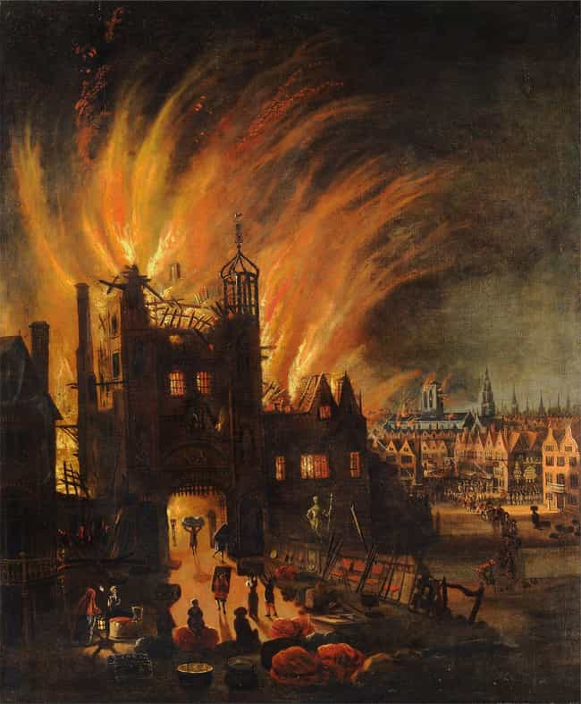 Londoners Accosted French And ... is listed (or ranked) 1 on the list What Happened Immediately After London Was Destroyed By The Great Fire Of 1666?