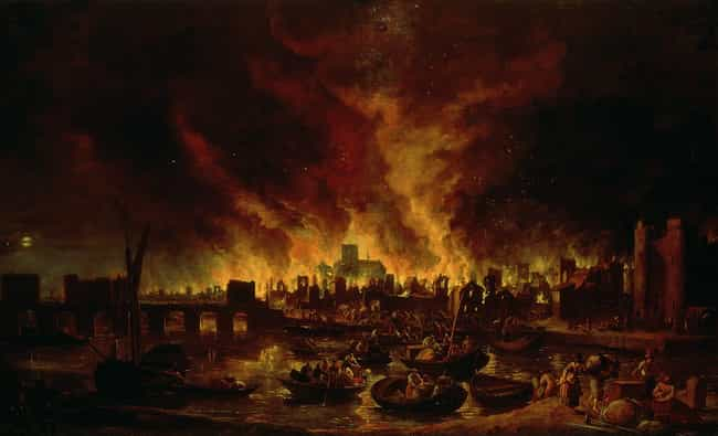 A Watchmaker's Son Confessed T... is listed (or ranked) 3 on the list What Happened Immediately After London Was Destroyed By The Great Fire Of 1666?