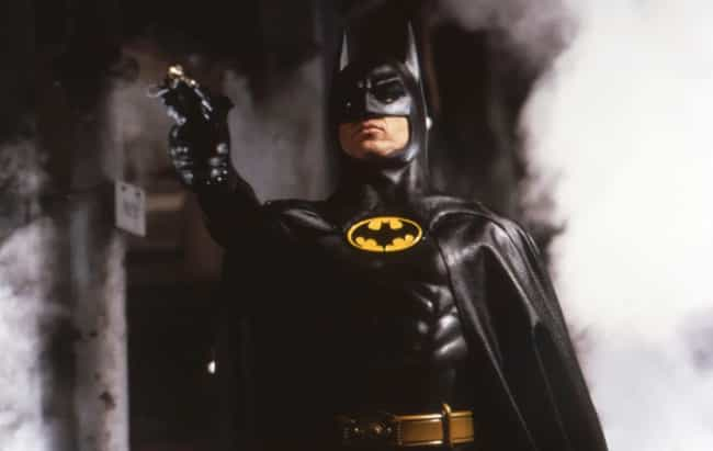 The 'Batman' (1989) Batsuit is listed (or ranked) 1 on the list Every Batsuit Ever Worn Onscreen, Ranked