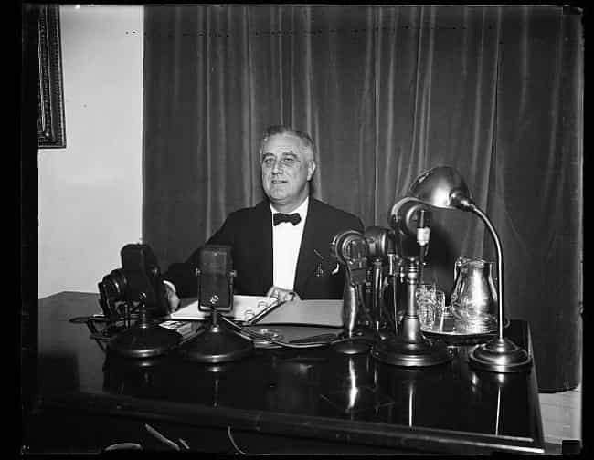 Franklin Roosevelt Used ... is listed (or ranked) 4 on the list 'The Roosevelts' Is The Only Documentary Anyone Needs For All The Drama From TR To FDR