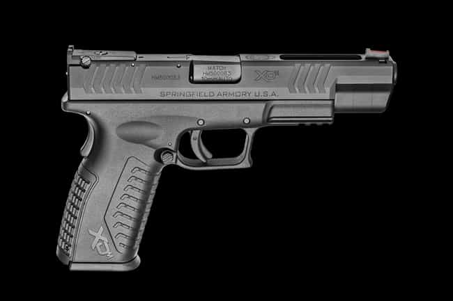 Springfield Armory® XD(M)™ Pis... is listed (or ranked) 3 on the list 12 Best Starter Guns For Beginners