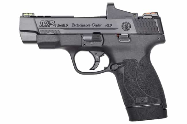 Smith & Wesson® Performance Ce... is listed (or ranked) 2 on the list 12 Best Starter Guns For Beginners
