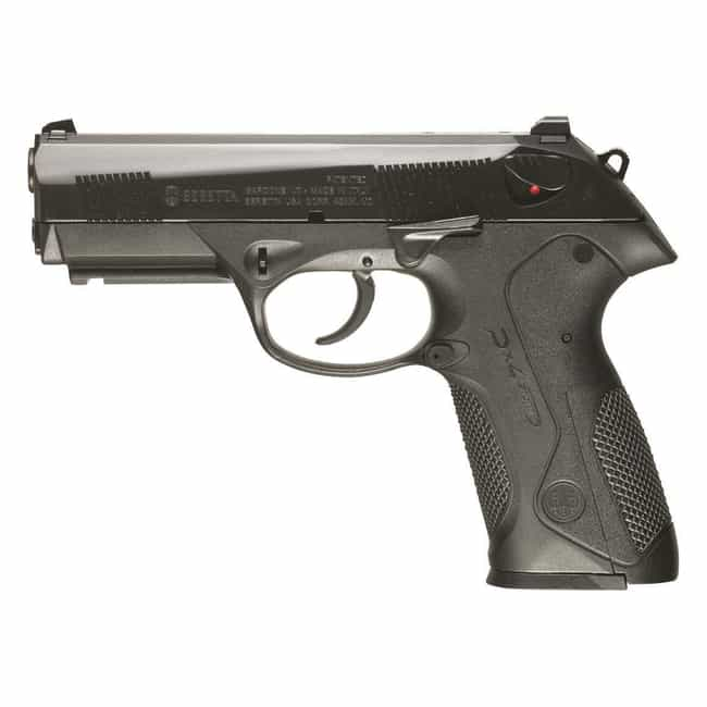 Beretta® PX4 Storm™ Semi-Auto ... is listed (or ranked) 4 on the list 12 Best Starter Guns For Beginners