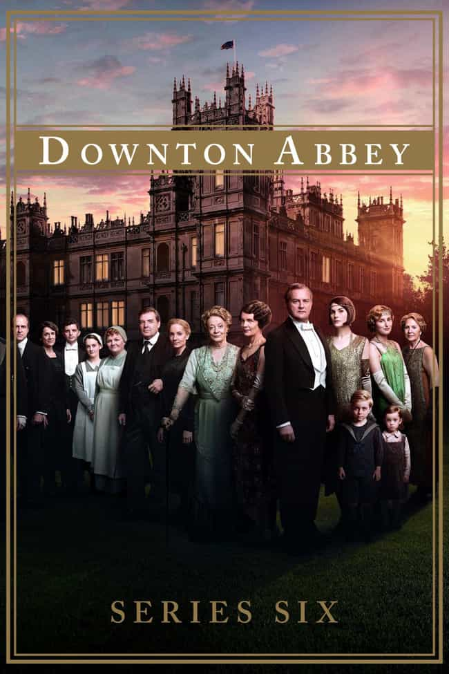 Downton Abbey - Season 6... is listed (or ranked) 4 on the list The Best Seasons of 'Downton Abbey'