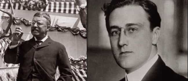 Franklin And Theodore Ro... is listed (or ranked) 1 on the list 'The Roosevelts' Is The Only Documentary Anyone Needs For All The Drama From TR To FDR