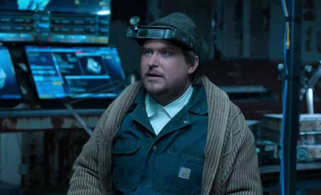 The Tinkerer is listed (or ranked) 3 on the list The Weakest Characters In The MCU, Ranked
