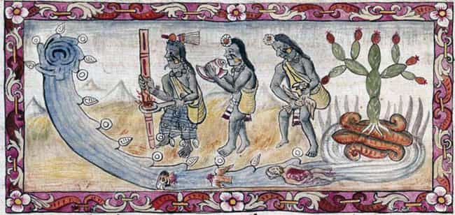 They Had Intricate Canal Syste... is listed (or ranked) 1 on the list What Was Hygiene Like In The Aztec Empire?