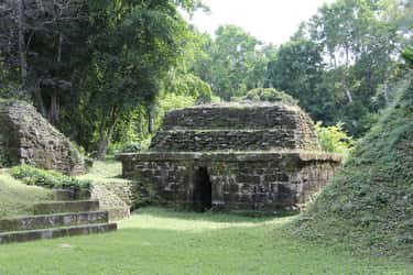 Many Aztec Homes Were Equipped With Steam Baths Called Temazcal