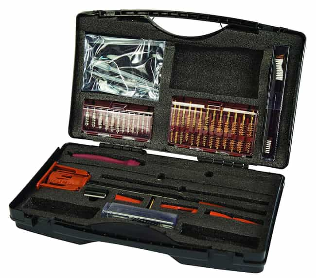 Get A Cleaning Kit is listed (or ranked) 1 on the list Gun Maintenance 101: How To Clean, Store, And Handle Your Firearm