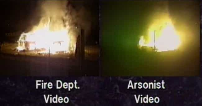 The Stockton Arsonist is listed (or ranked) 1 on the list 'Unsolved Mysteries' Helped Close The Books On These Chilling Cases