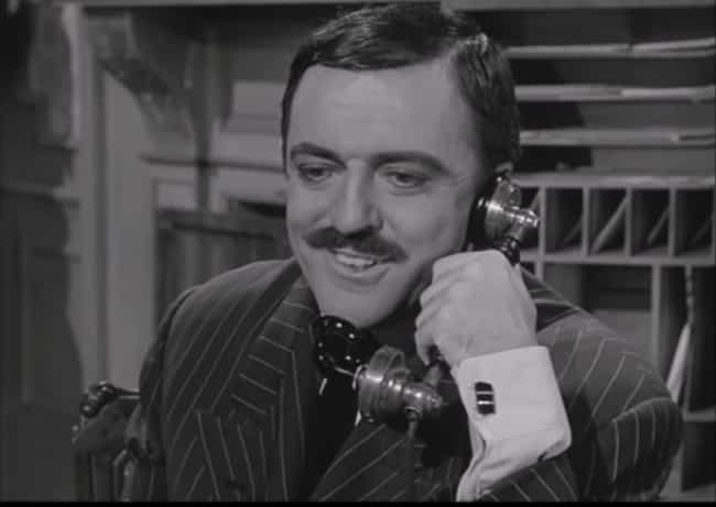 John Astin Was Originall... is listed (or ranked) 1 on the list Charming And Intriguing Behind-The-Scenes Stories From 'The Addams Family' TV Show
