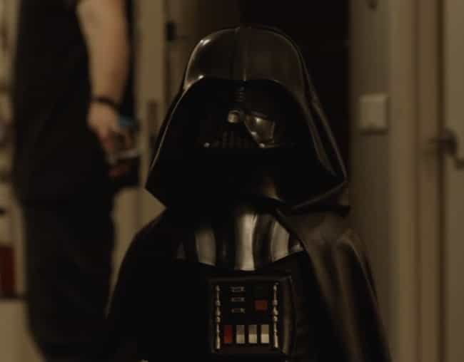 Darth Vader is listed (or ranked) 2 on the list The Funniest Quotes From 'Little Monsters'
