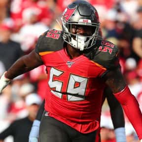 Shaquil Barrett is listed (or ranked) 7 on the list Who is the Best Linebacker in the NFL Right Now?