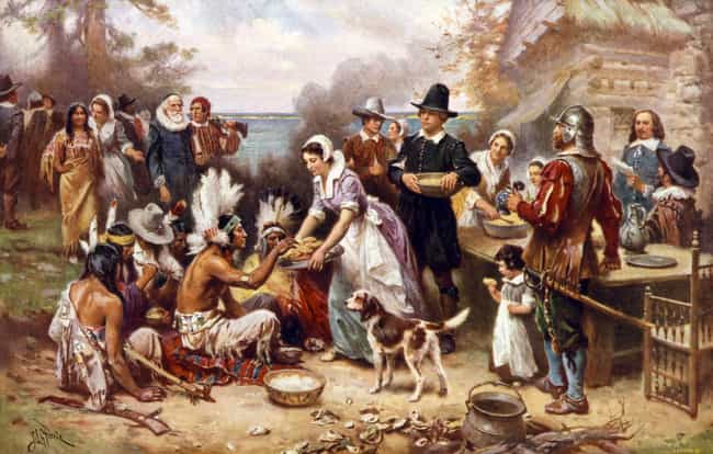 The 1796 'American Cookery' Bo... is listed (or ranked) 1 on the list What Are The Historical Origins Of The 'Pumpkin-Spiced Everything' Craze?