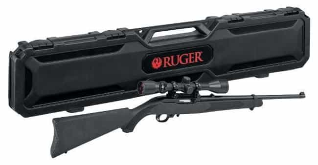 Hunting Rifle And Scope ... is listed (or ranked) 6 on the list 12 Essential Pieces Of Hunting Equipment And Accessories