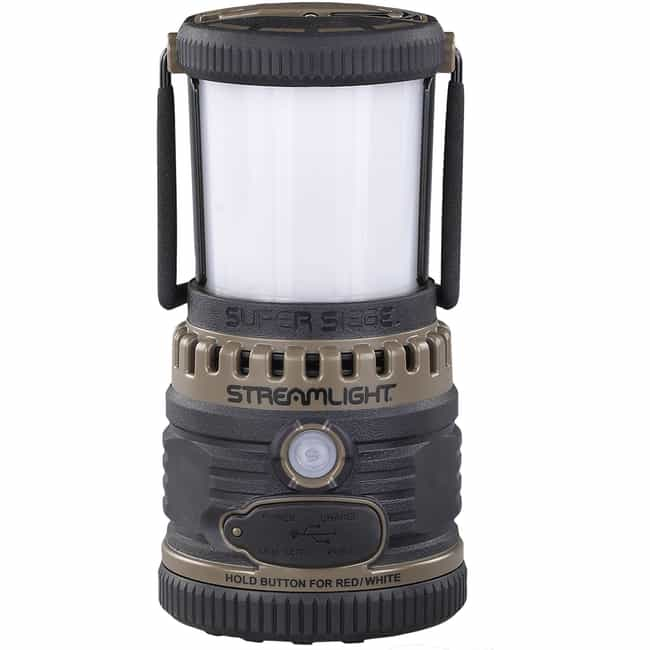 Lanterns, Flashlights, Or Head... is listed (or ranked) 2 on the list 14 Essential Camping Equipment/Accessories