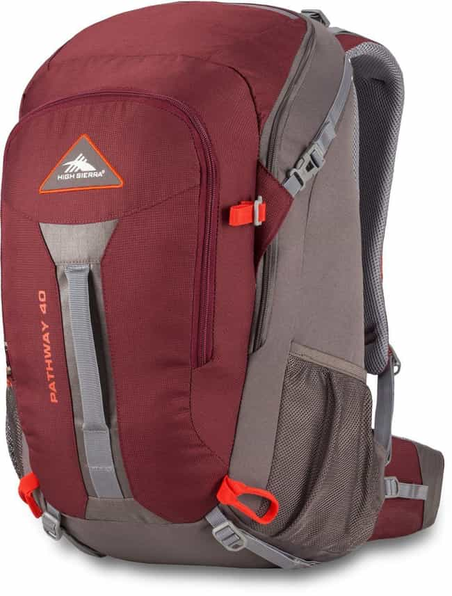 Backpack is listed (or ranked) 1 on the list 14 Essential Camping Equipment/Accessories