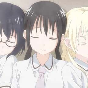Asobi Asobase is listed (or ranked) 4 on the list The Funniest Anime Shows Ever Made
