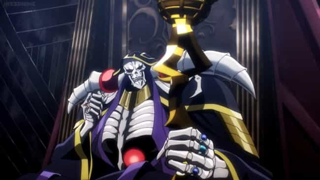Ainz Ooal Gown Doesn't Realize... is listed (or ranked) 2 on the list 15 Overpowered Anime Villains Who Were Practically Invincible