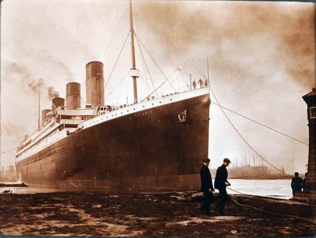 MYTH: The Ship Was Promoted As... is listed (or ranked) 1 on the list Common Myths About The Titanic Sinking That Aren't Verifiably True