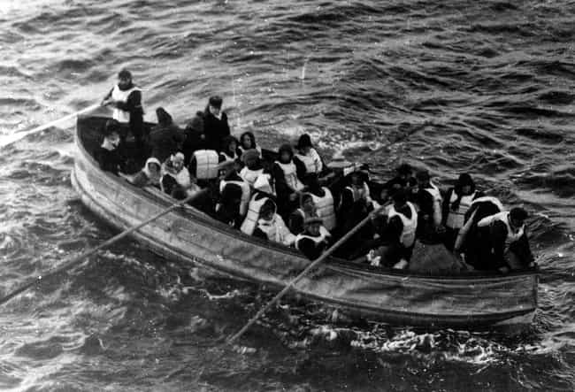 MYTH: Third-Class Passengers W... is listed (or ranked) 2 on the list Common Myths About The Titanic Sinking That Aren't Verifiably True